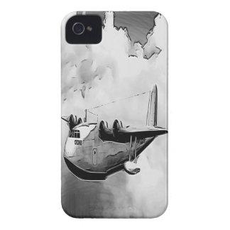 Duif 6 van het watervliegtuig iPhone 4 hoesje