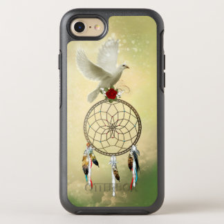 Duif Dreamcatcher OtterBox Symmetry iPhone 7 Hoesje
