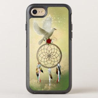 Duif Dreamcatcher OtterBox Symmetry iPhone 8/7 Hoesje