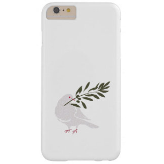 Duif van Vrede Barely There iPhone 6 Plus Hoesje