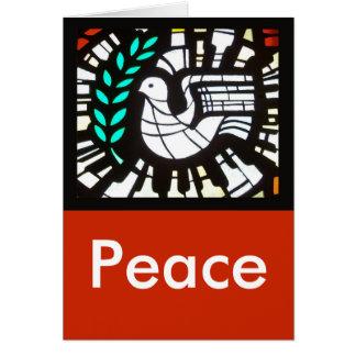 Duif -- Vrede met Shakespeare Briefkaarten 0