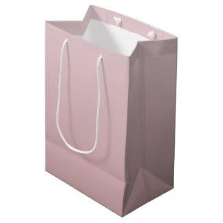 Duistere Roze Gradiënt Medium Cadeauzakje