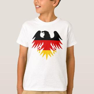 Duits CREST van Eagle T Shirt