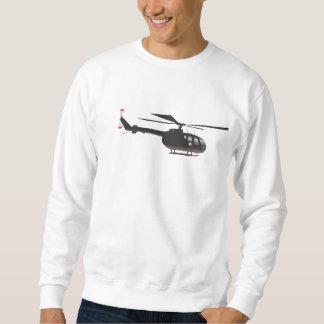 Duits helikoptersweatshirt trui