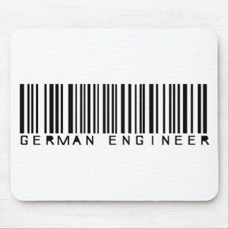 Duits ingenieurspictogram muismat