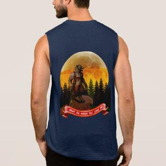 Duits Lijkbaar Werwolf - Beierse Weerwolf T Shirt