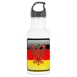 Duits Wapenschild Waterfles