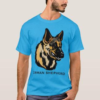 Duitse herdershond t shirt