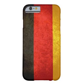 Duitse iPhone 6 van de Vlag hoesje