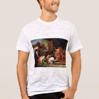 Duitse Koning Perseus vóór Aemilius Paulus door T Shirt