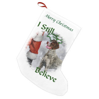 Duitse Kortharige Kerstmis van de Wijzer Kleine Kerstsok