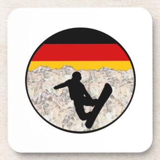 Duitse Pensionairs Bier Onderzetter