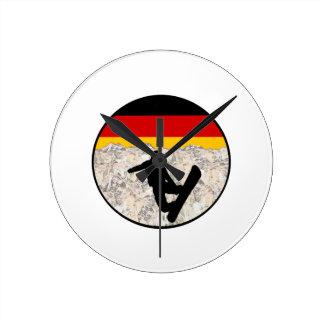 Duitse Pensionairs Ronde Klok