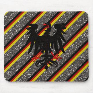 Duitse strepenvlag muismatten