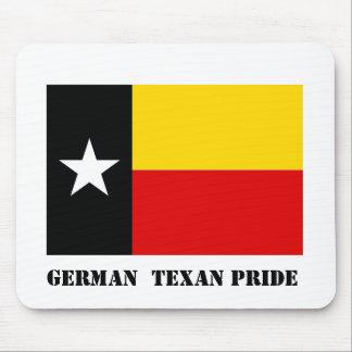 Duitse Texan Trots Mousepad Muismat
