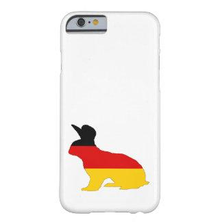 Duitse Vlag - Konijn Barely There iPhone 6 Hoesje