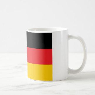 Duitse vlag bekers
