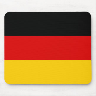 Duitse Vlag Mousepad Muismat