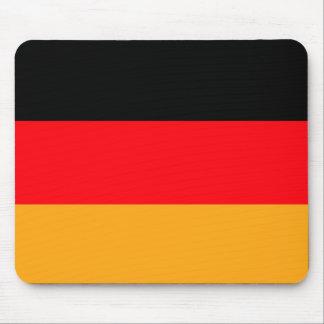 Duitse Vlag Mousepad Muismatten