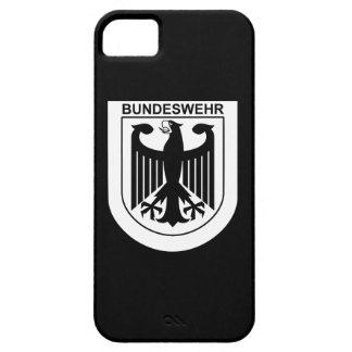 Duitsland Barely There iPhone 5 Hoesje