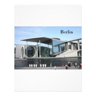Duitsland Berlijn (St.K) Gepersonaliseerde Folder