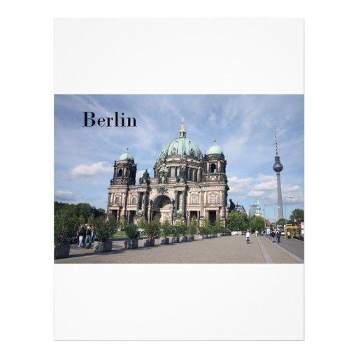 Duitsland Berlijn (St.K) Fullcolor Folder