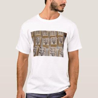 Duitsland, Franconia, Wertheim. Lokale bakkerij T Shirt