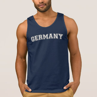 Duitsland Hemd