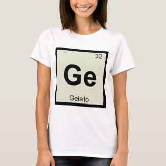 Duitsland - Symbool van de Lijst van de Chemie T Shirt