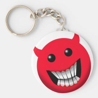 Duivelse Glimlach Sleutelhanger