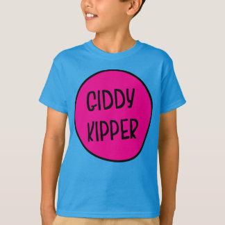 Duizelingwekkende Kipper, het T-shirt van de