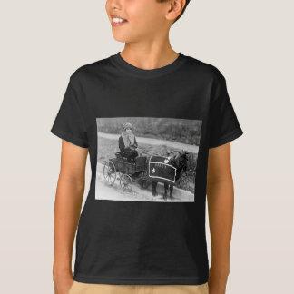 Duizelingwekkende omhooggaand, Billy! (Zwart & T Shirt