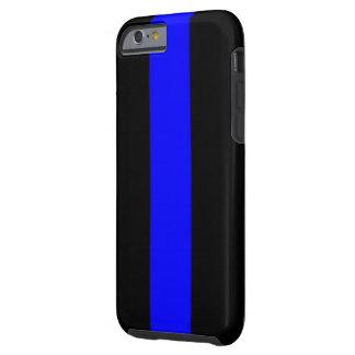 Dun Blue Line Iphone 6 Hoesje