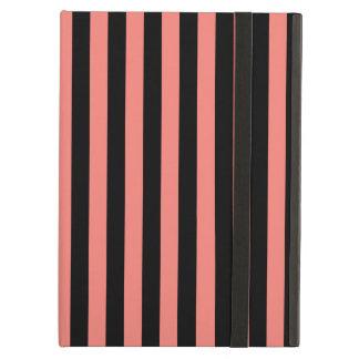 Dunne Strepen - Zwarte en het Roze van het Koraal