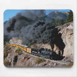 Durango en Silverton de Spoorweg, Nr 481, draagt Muismatten