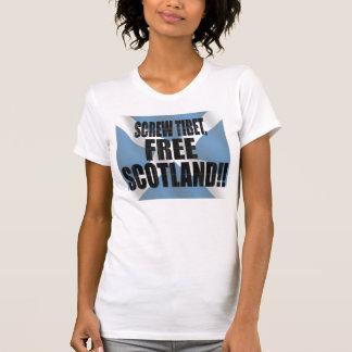 Durf te geven, VRIJ SCHOTLAND!! T Shirt