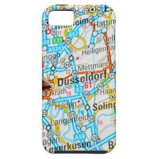 Düsseldorf, Duitsland Tough iPhone 5 Hoesje