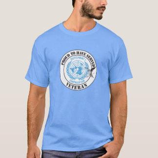 Dutchbat 1 UNPROFOR Veteraan T Shirt
