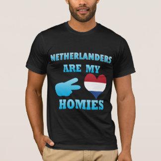 Dutchs is mijn Homies T Shirt
