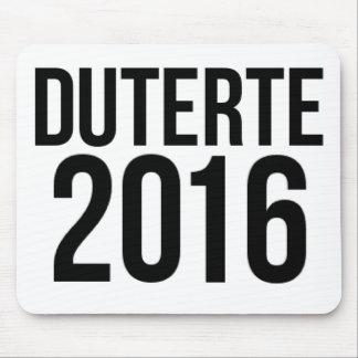 Duterte 2016 muismat