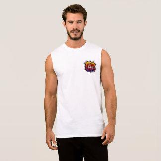 DV Sleeveless Overhemd van het Kenteken van Lotus T Shirt