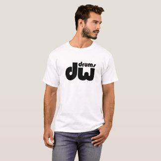 DW de T-shirt van trommels