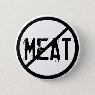 Dwars uit Vlees Ronde Button 5,7 Cm