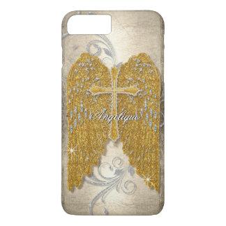 Dwars w schittert het Juweel van de Diamant kijkt iPhone 8/7 Plus Hoesje