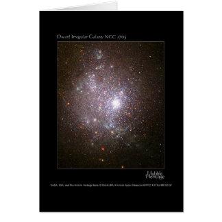Dwerg Melkweg NGC 1705 Telescoop Hubble Kaart