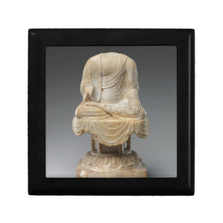 Dynastie de zonder hoofd van Boedha - van Tang Decoratiedoosje