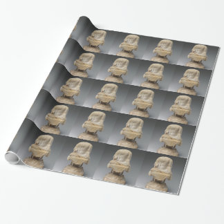 Dynastie de zonder hoofd van Boedha - van Tang Inpakpapier