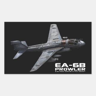 Ea-6B sluiper Rechthoek Stickers