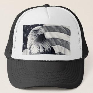 Eagle & het Pet van de Vlag