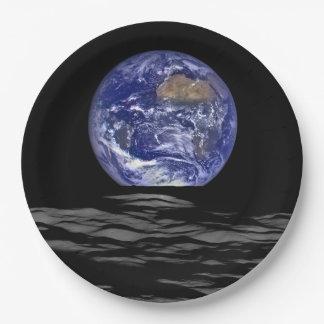 Earthrise Papieren Bordje